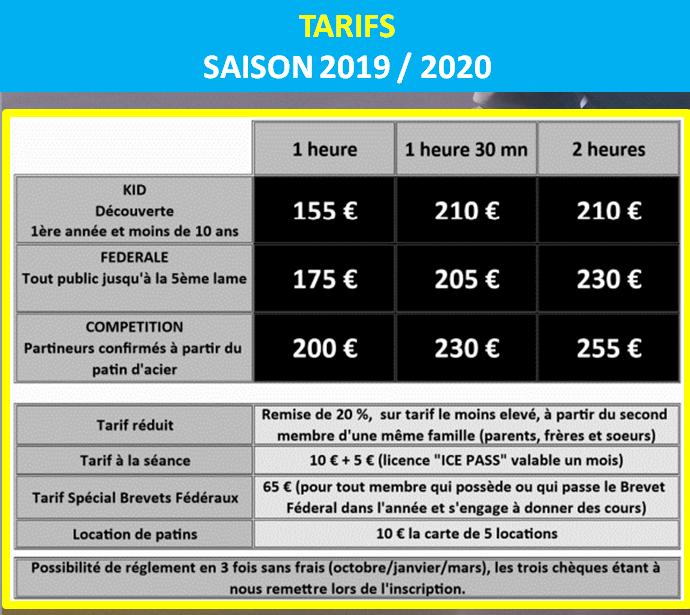 2019 livretaccueil tarifs